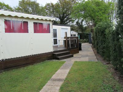 MOBILE HOME PARK 4 * 8 PLACES THE SIBLU CHARMETTES THE PALMYRA NEAR ROYAN (17