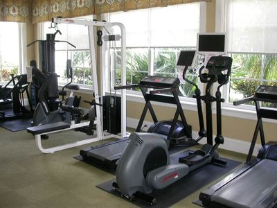 Mandalay Beach Club - Gym - Clearwater Beach