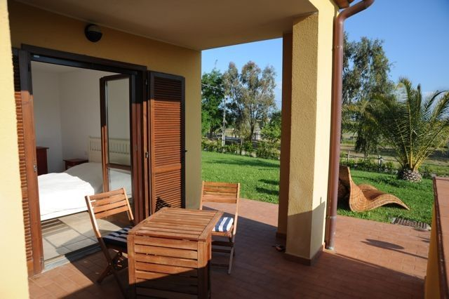 A quiet apartment with garden in the beautiful Maremma coast of Tuscany, Italy