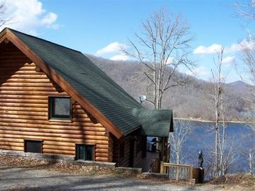 Lake Nantahala cabin rental