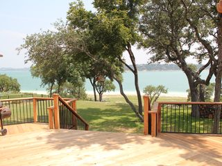 Canyon Lake house photo - Lake from 750sf deck