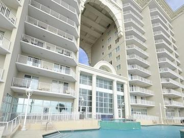 Miramar Beach condo rental - Multi Level pool at majestic Sun