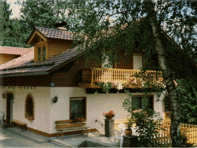 Beautiful vacation homes in Bavarian Forrest, quietly situated, family-friendly - Ferienwohnung mit Terrasse