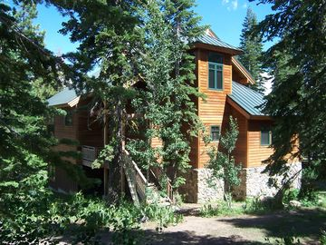 Tamarack house rental - BV - summer drive in access