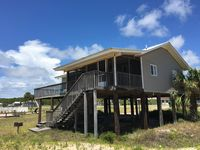 1 Fish, 2 Fish. Great beach views, great value with this updated 2/2