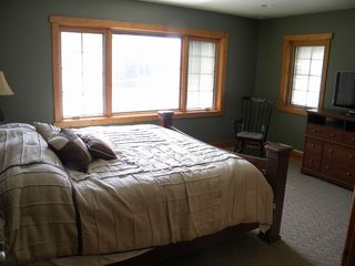 Menominee estate photo - Upstair bedroom #4