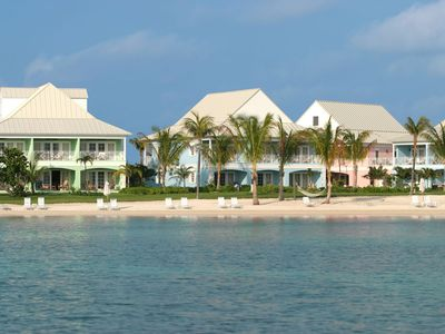 5 Star! Grand Bahama Island! Oceanfront! 2 restaurants on site!