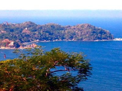 Sayulita house rental - We've got endless 180 degree views! In fact some of the best views in Sayulita.