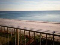 Credit Cards Welcome. Beachfront. Large wrap around balcony