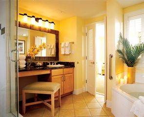 Nassau & Paradise Island villa photo - Bathroom