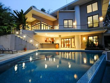 Dominical house rental - Casa Lidio - Modern Tropical Luxury
