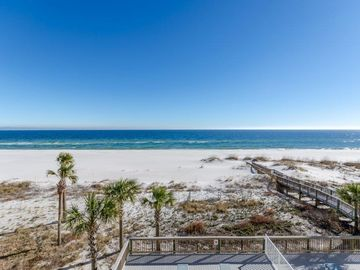 Ono Island Orange Beach condo rental - AWESOME VIEWS from balcony! 3rd floor unit is the perfect height!!