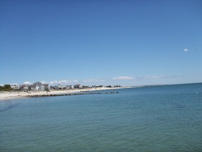 Nantucket Sound - Warmest waters on the Cape