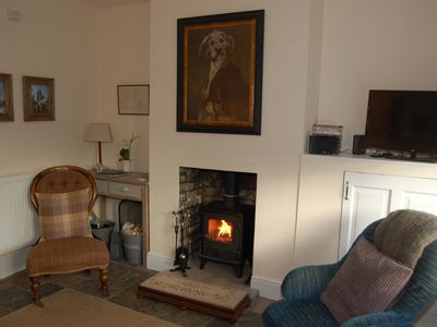 luxurious and airy holiday cottage, in the heart of historic uphill Lincoln