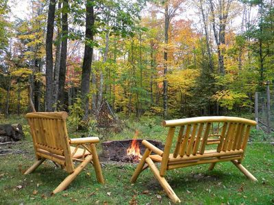 Crystal Cottage ~ Visit waterfalls, watch wildlife & stroll Lake Superior shores
