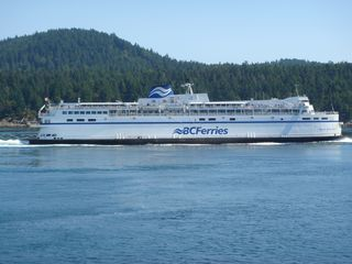 Pender Island house photo - just a ferry ride away
