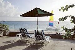 Grand Cayman condo photo - View from the porch