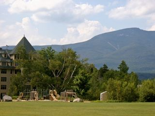 Waterville Valley condo photo - Playground next to Golden Eagle Lodge