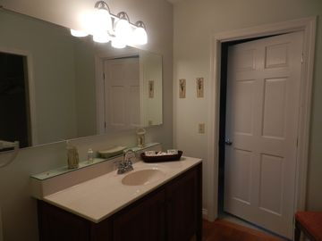 Master Bath Dressing Room