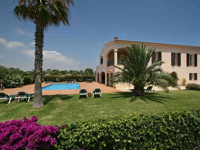 Bestseller luxury villa with pool nearby Cala d'Ors white sandy beaches