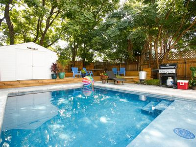 3Br with POOL Uptown! Historic home near Audubon Park (Sleeps 6-8)