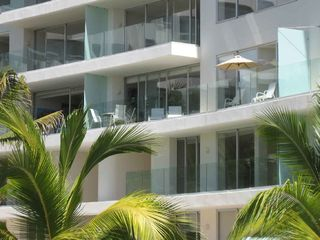 Ixtapa condo photo - Condo extererior with full length terrace