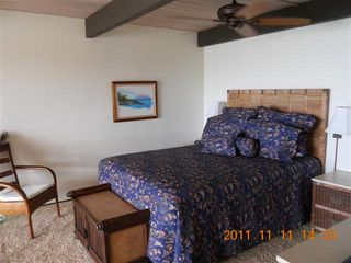 Napili condo photo - This is the loft bedroom. There's a bathroom up here, too.