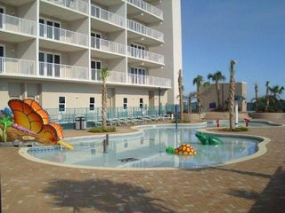 Lake Town Wharf condo photo - Kiddie Pool 2nd Floor