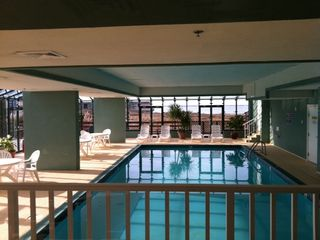 Year Round access to Indoor Heated Pool with a Sun Porch