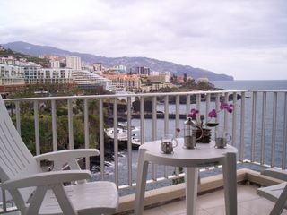 Funchal bay and the sea. Perfect cenário !