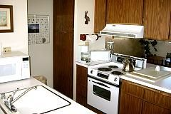 Watsonville condo photo - Kitchen is Fully Equipped