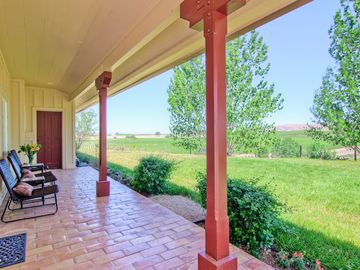 Paso Robles house rental - Front Porch
