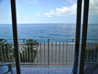 Taormina apartment photo - View from the living area