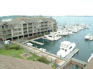 Newport condo photo - Marina