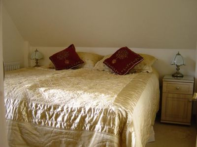 Bourton on the Water apartment rental - GARDEN APTS.: DOUBLE /TWIN BEDROOM