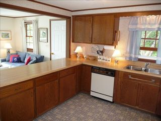 Fully Equipped Kitchen - West Tremont cottage vacation rental photo