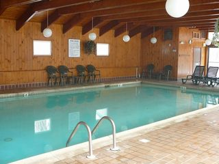 Lincoln townhome photo - Indoor Pool