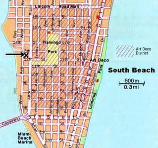 The South Beach Apartment: Hot Tub Jacuzzi-Bbq - Walk to Everything!