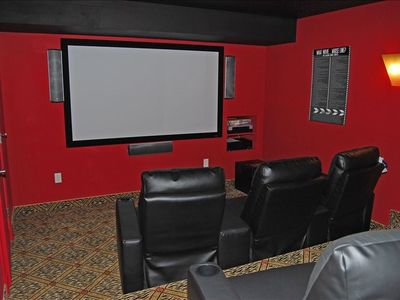 Movie Theater Room!
