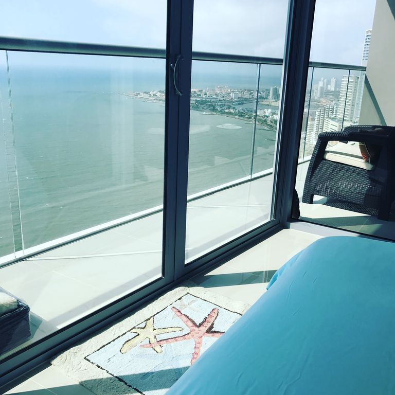 SIMPLY PARADISE New 2017 Direct Ocean Front Luxury condo on the  38th Floor