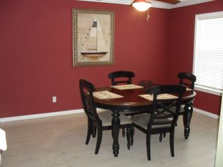Tybee Island house photo - Dining room