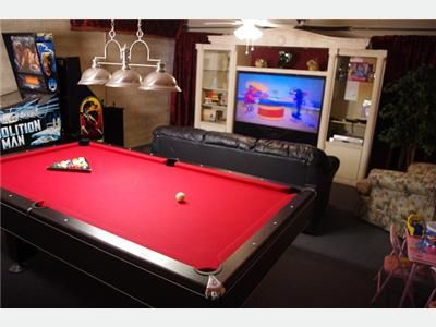 Amazing Game Room