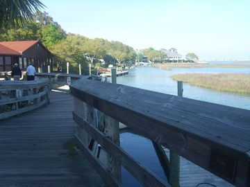 Murrell's Inlet Boardwalk