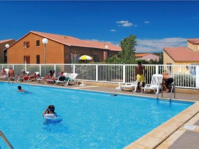 Holiday Home for 4 persons, with swimming pool, in Narbonne