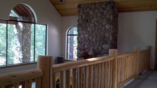 Pinetop cabin photo - View From Loft