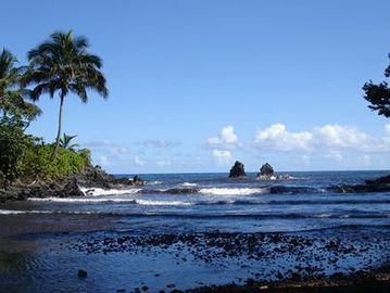Hawaiian beaches and coves are incredible!