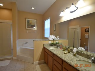 Kissimmee house photo - 1/F master bath