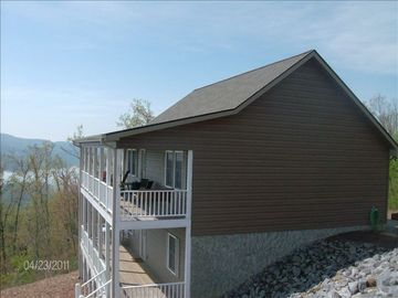 Chimney Rock house rental - Amazing Grace Mountain Home