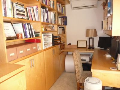 Office on 2nd floor