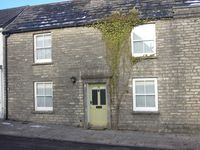 Charming listed stone cottage in quaint village, 2 miles from beach